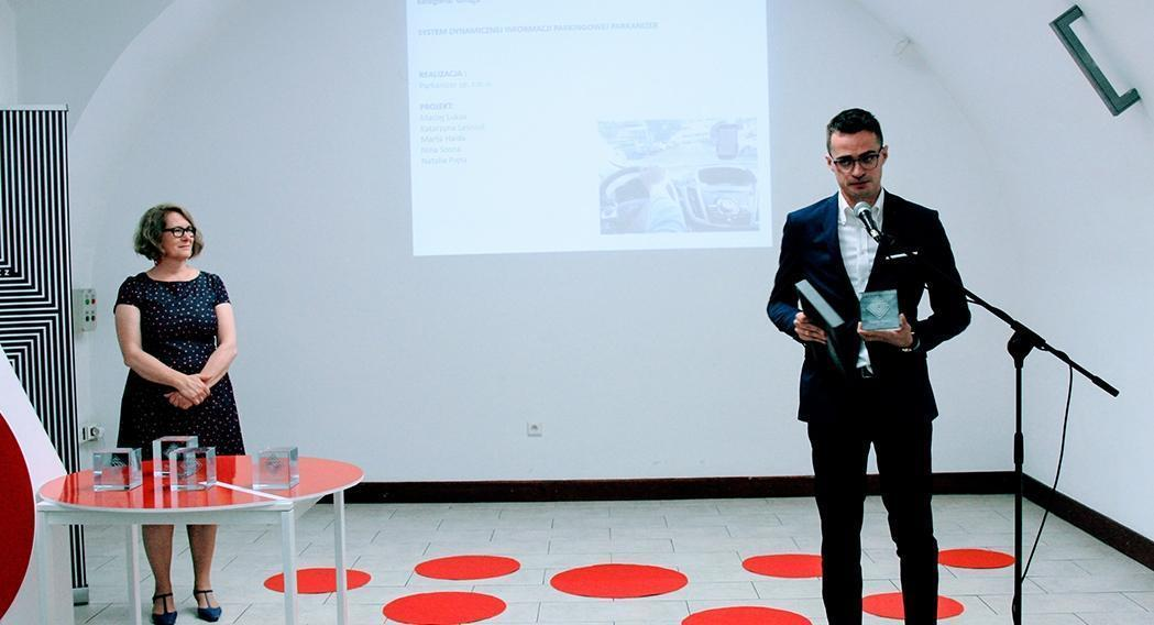 Maciej Lukas thanked team members, investors and business partners involved in the project